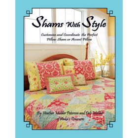 Shams With Style Book