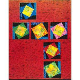 Very Dancey Indeed Quilt Pattern