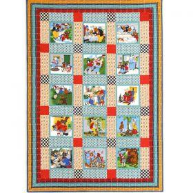 My Fairy Tale Friends Quilt Pattern
