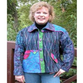 OUT AND ABOUT JACKET QUILT PATTERN*