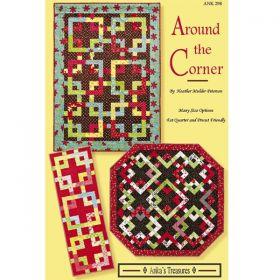 Around the Corner Quilt Pattern