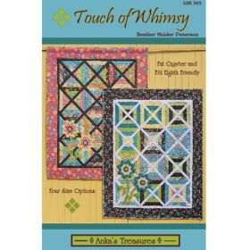 Touch of Whimsy Quilt Pattern