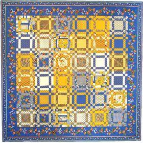 Sun & Sea II Quilt Pattern