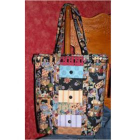 SHOPPERS CHARM TOTE PATTERN