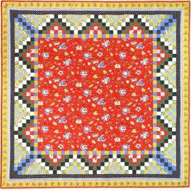 French Kitchen Quilt Pattern