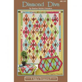 Diamond Diva Quilt Pattern