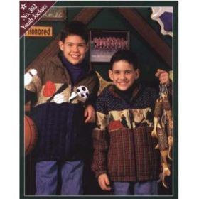 AMERICAN BOY HOODED JACKET QUILT PATTERN*