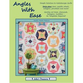 Angles With Ease Kaleidoscope Quilt Book