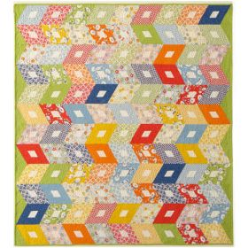 SEE SAW QUILT PATTERN