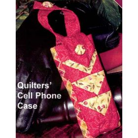 QUILTERS' CELL PHONE QUILT PATTERN*