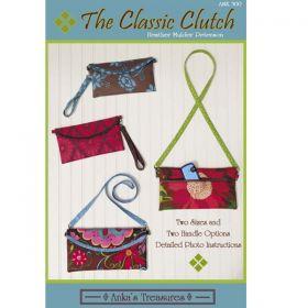 The Classic Clutch Purse Pattern