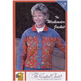 THE WEEKENDER JACKET QUILT PATTERN