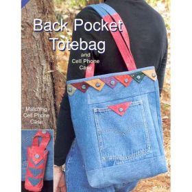 BACK POCKET TOTEBAG/CP CASE QUILT PATTERN