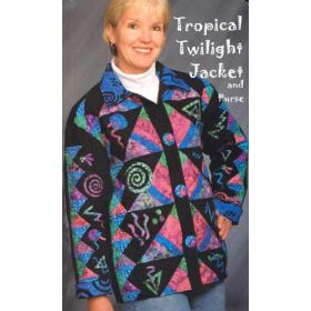 TROPICAL TWILIGHT JACKET