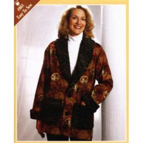 TOUCH OF CHENILLE QUILT PATTERN*