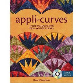 Appli-curves Quilt Book