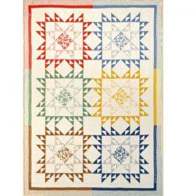 Double Dutch II Quilt Pattern