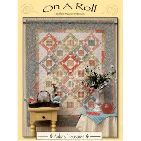 ON A ROLL QUILT BOOK