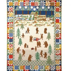 Don't Feed The Bears Quilt