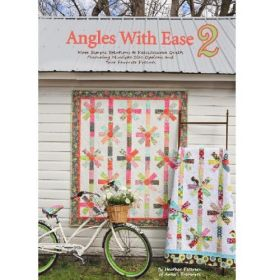 Angles With Ease 2 Quilt Book