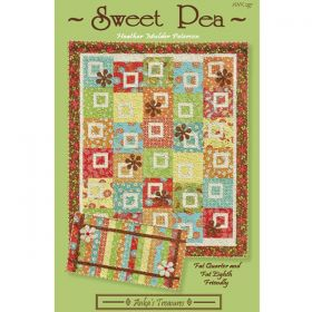 Sweet Pea Quilt Pattern