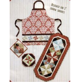 CCHARMING TRIOS - THE KITCHEN COLLECTION