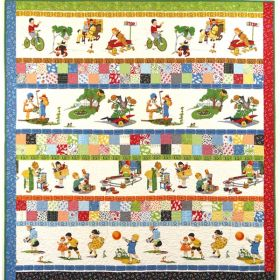 In & Out Quilt Pattern
