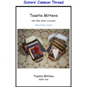 Toastie Mittens Pattern