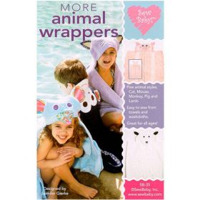 MORE ANIMAL WRAPPERS