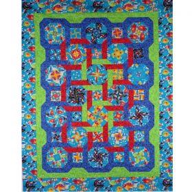 Ring Toss Quilt Pattern