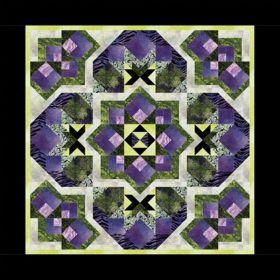 Celebration with Stonehenge Quilt Pattern
