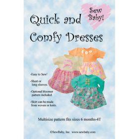 QUICK & COMFY DRESSES