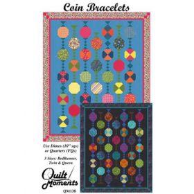 Coin Bracelets Quilt Pattern