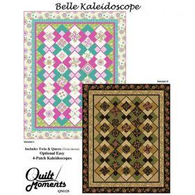 Belle Kaleidoscope Quilt Pattern