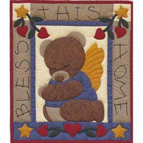 BEAR BLESSING PATTERN