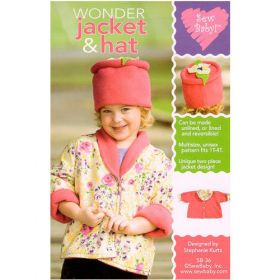 WONDER JACKET PATTERN