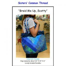Braid Me Up, Scotty Bag Pattern