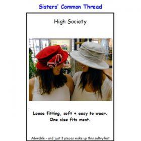 High Society Hat Pattern