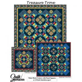 Treasure Trove Quilt Pattern