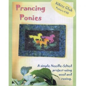 Prancing Ponies Quilt Pattern