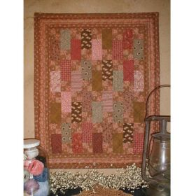 STEPPING STONES QUILT PATTERN*