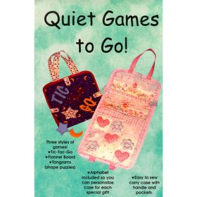 QUIET GAMES TO GO*
