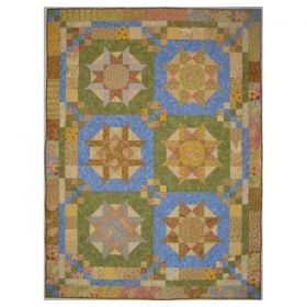 Marble Layer Cake Quilt Pattern