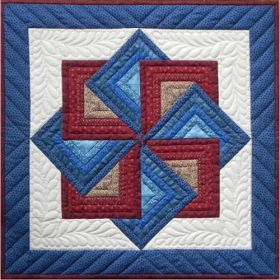 Starspin Quilt Pattern
