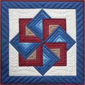 Starspin Quilt Pattern