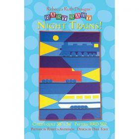 Night Trains! Quilt Pattern