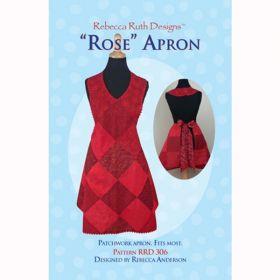 Rose Apron Pattern