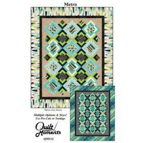 Metro Quilt Pattern