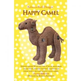 Happy Camel Figure Pattern