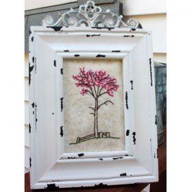 Cherry Blossom Stitchery